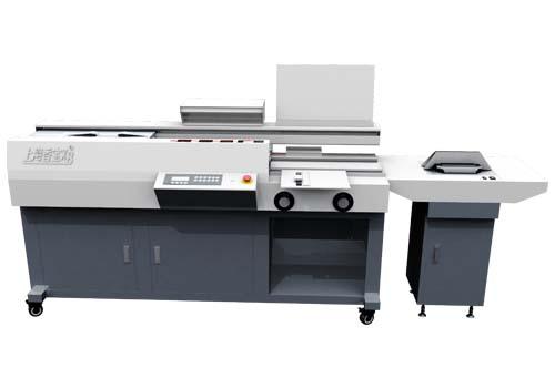 XB-800T胶装机