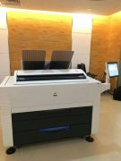 彩色激光打印机型号:KIP860