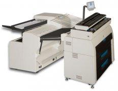 KIP蓝清彩色激光宽幅打印机
